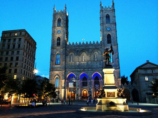 InterContinental Montreal : Notre-Dame Basilica