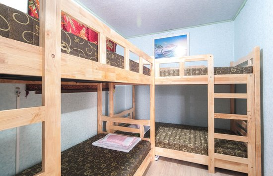 Lodge 82: Double Deck Beds