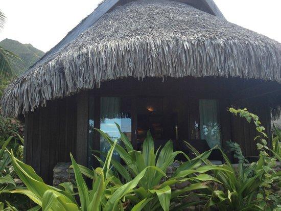 Sofitel Moorea Ia Ora Beach Resort : Bungalow interno