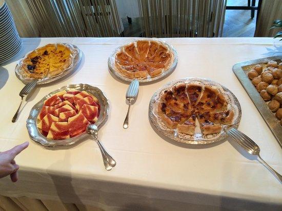 Beausite Park Hotel: More of the Dessert Buffett