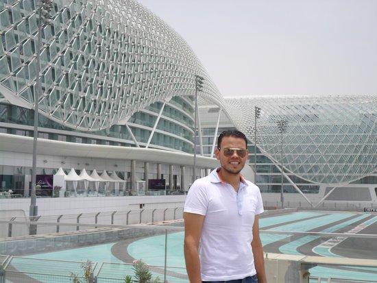 Dubai Tours R Us: Autodromo Formula 1
