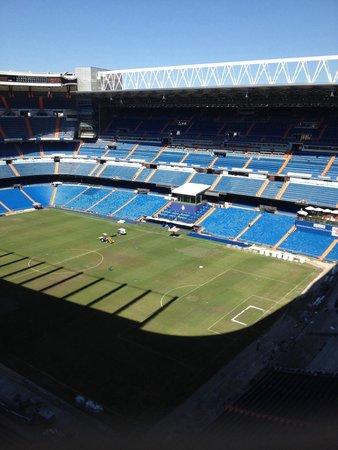 Estadio Santiago Bernabéu: Lo stadio