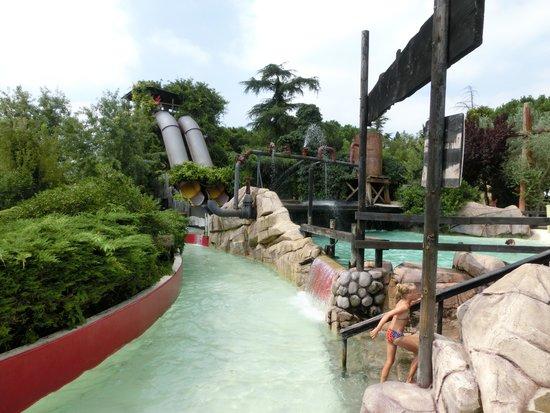 Caneva - The Aquapark: Water Jump e Lazy River