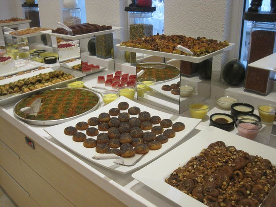 Ortakent, Tyrkia: yemek