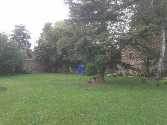 Le Clos Dormont: Il giardino
