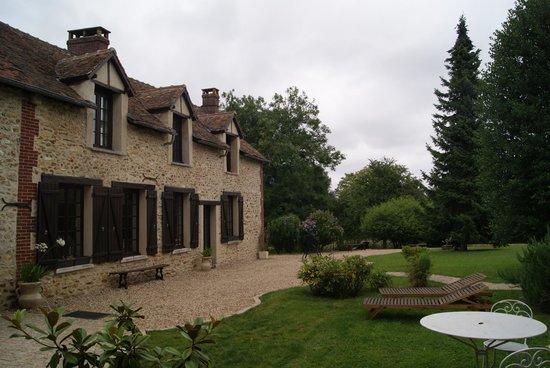 Le Clos Dormont: La Casa