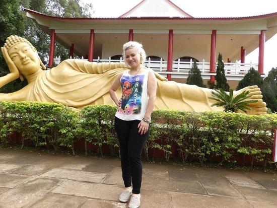 Buddhist Temple: Lindo !!!
