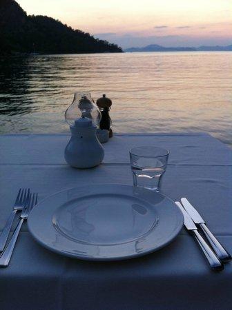 Hillside Beach Club: İtalyan restoranı