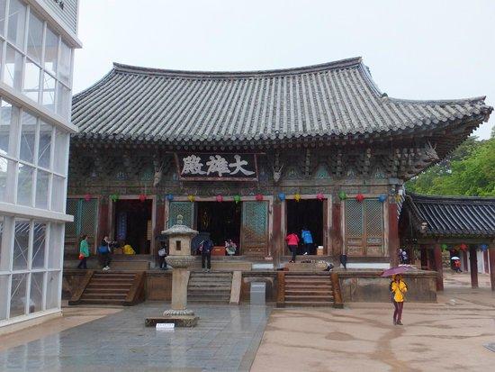 Bulguksa Temple: 本堂?