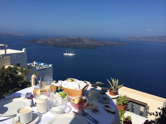 Hotel Kavalari : colazione
