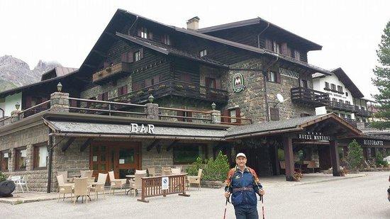 Hotel Monzoni: La struttura