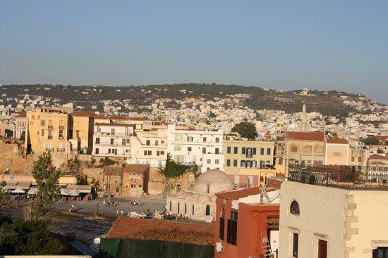 El Greco Hotel : Roof garden view