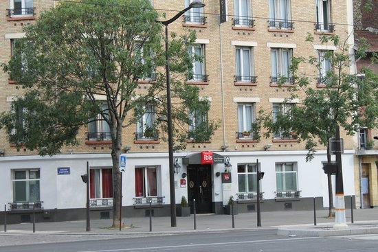 Hotel ibis Daumesnil Porte Doree: Da fuori