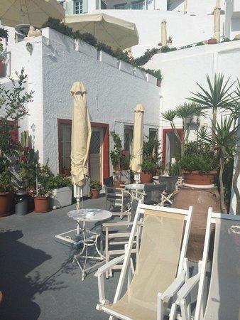 Hotel Kavalari: esterni