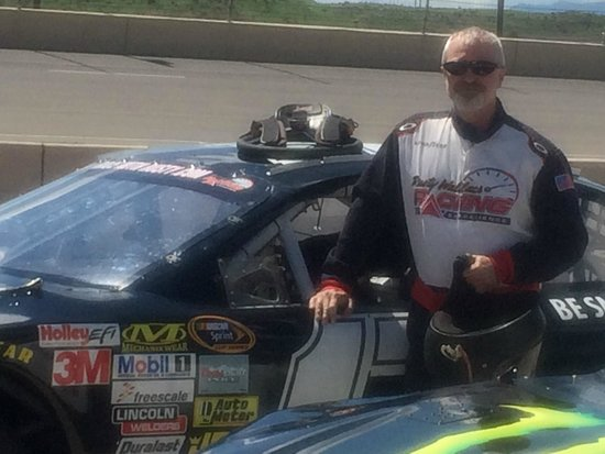 Rusty Wallace Racing Experience: Prior to driving