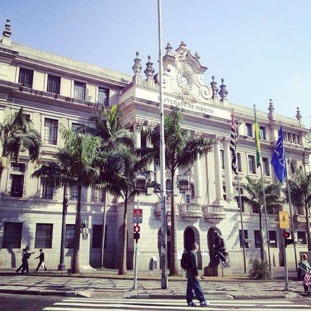 cce01b5126398 TripAdvisor - Largo de São Francisco e Faculdade de Direito da USP ...