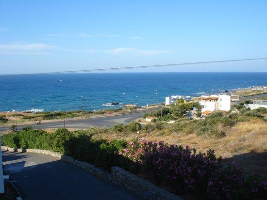 Mediterraneo Hotel: jolie vue de la chambre sur la mer,