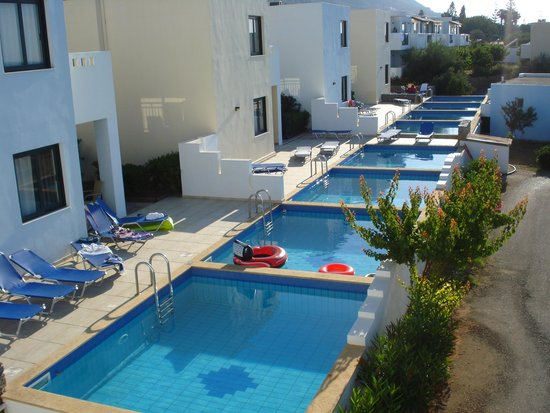 Mediterraneo Hotel: piscines privées pour certaines chambres