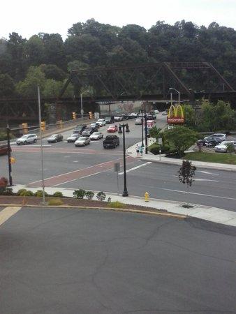 Days Inn Easton: View out window