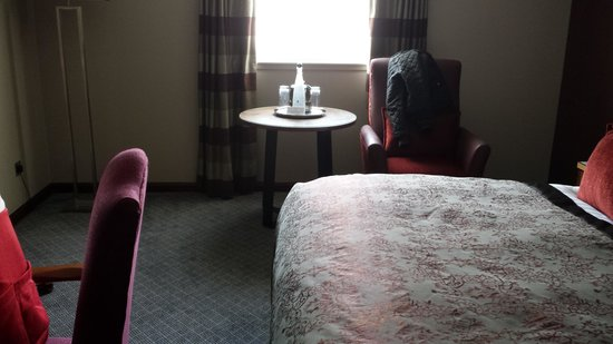 Macdonald Holyrood Hotel : Executive room