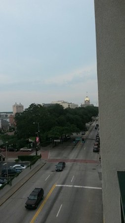 Hilton Garden Inn Savannah Airport: View from room 523