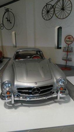 The Franschhoek Motor Museum: Mercedes