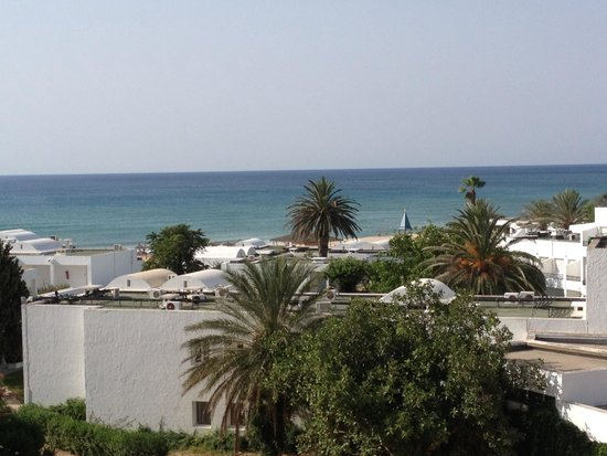 Vincci Nozha Beach Resort: Vue de la chambre