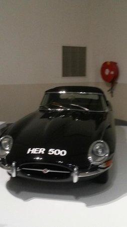 The Franschhoek Motor Museum: Jaguar