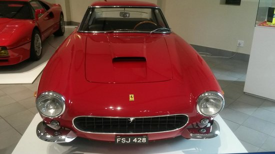 The Franschhoek Motor Museum: Ferrari