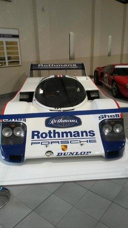 The Franschhoek Motor Museum: Porsche