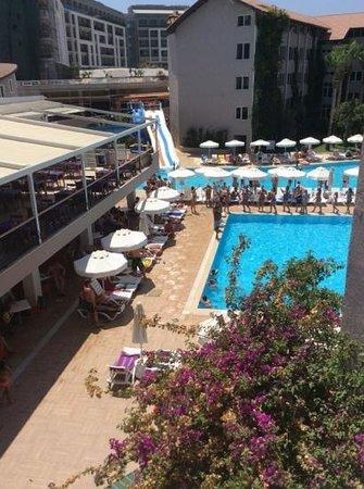 Hotel Side Bella Luna: vista camera