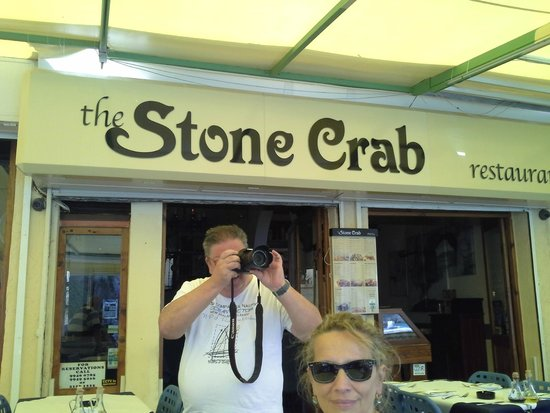 The Stone Crab: The restaurant