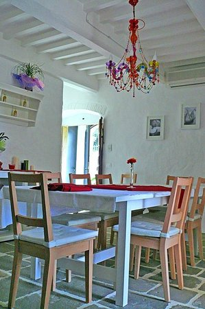B&B Poggio del Drago: Dining room