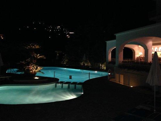 Grand Hotel Aminta: Pool