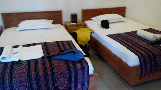 Bombora Bungalows : Twin sharing room