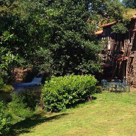 O Muino de Pena: Il bel giardino