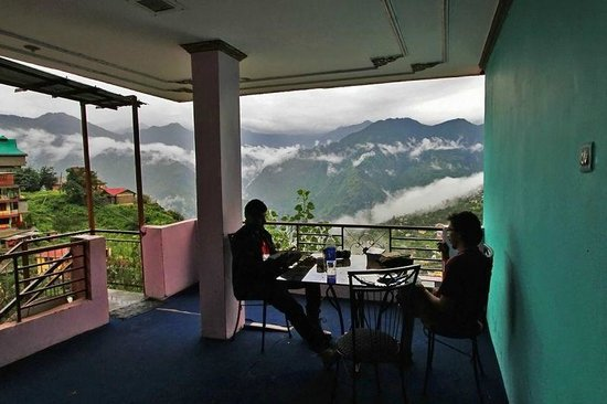 Spiti Valley: at Sarahan village