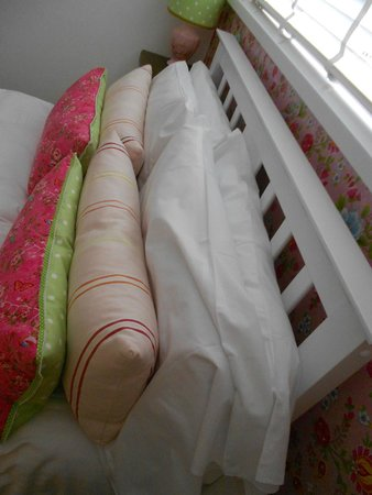 Seavista: pillows from the comfiest bed ever