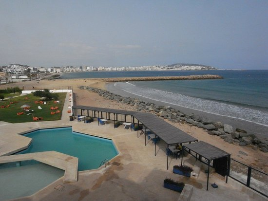 Hotel Tarik : piscina