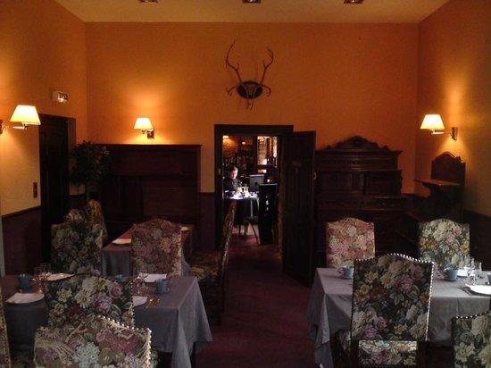 Manoir de Kerdréan: restaurant