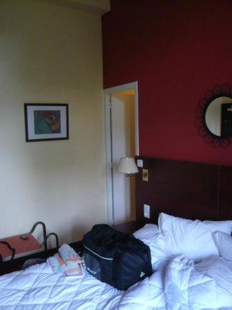 Manoir de Kerdréan: chambre