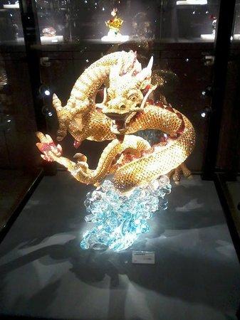 Swarovski Crystal Worlds: Peça a venda