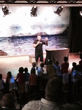 Blue Sea Costa Bastian: Reptile show
