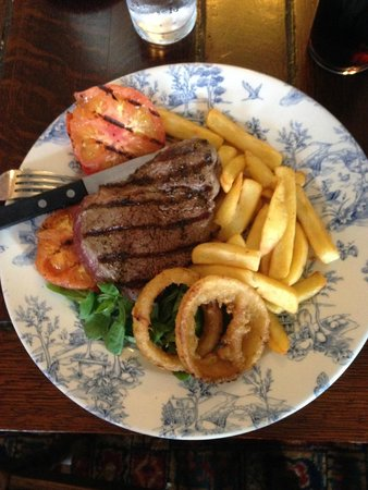 The Didsbury Pub: Sirloin Steak