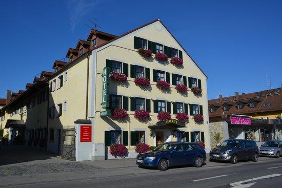 Hotel Obermaier : Vue extérieure