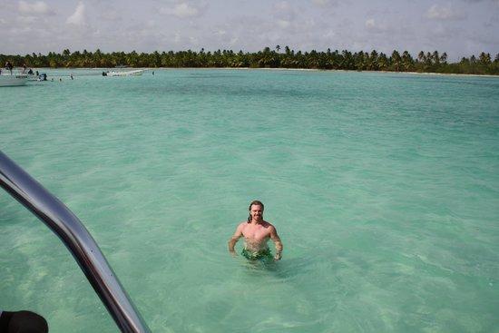 Dreams La Romana : Beautiful natural pool