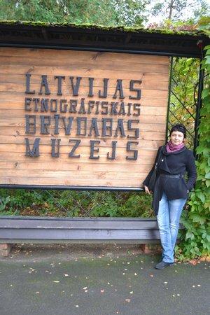 Latvian Ethnographic Open Air Museum : Латвийский этнографический музей под открытым небом