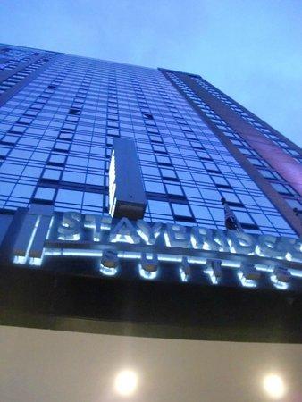 Staybridge Suites Times Square - New York City: L'hotel a l'extérieur