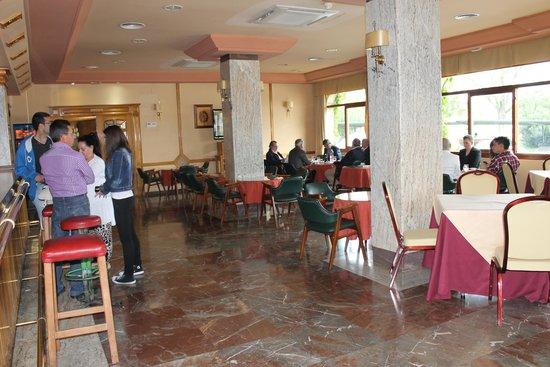 Hotel Zodiaco : LA CAFETERIA
