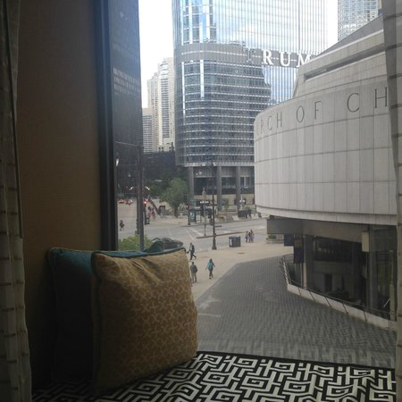 Kimpton Hotel Monaco Chicago : Room view #2